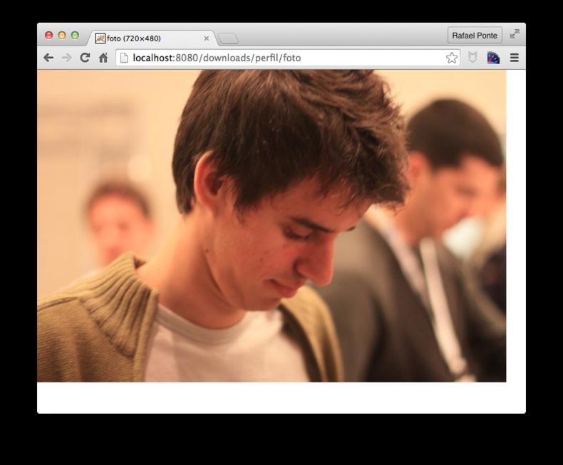 Imagem renderizada diretamente no browser