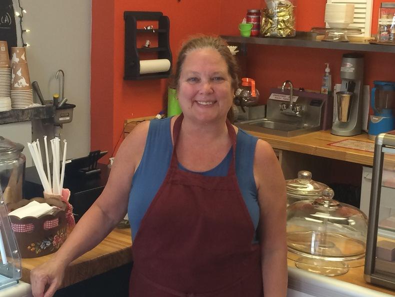 Sweet Janes founder Jane McGinn