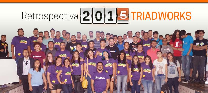 Retrospectiva TriadWorks 2015 - Javou 6a Edição