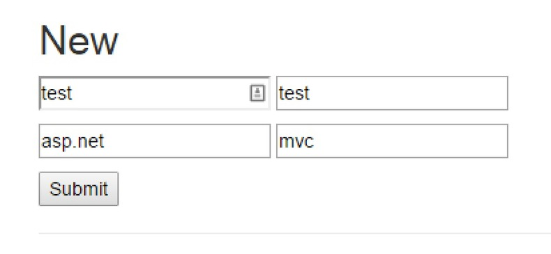 Khalid Abuhakmeh - Submitting A Dictionary To An ASP NET MVC Action