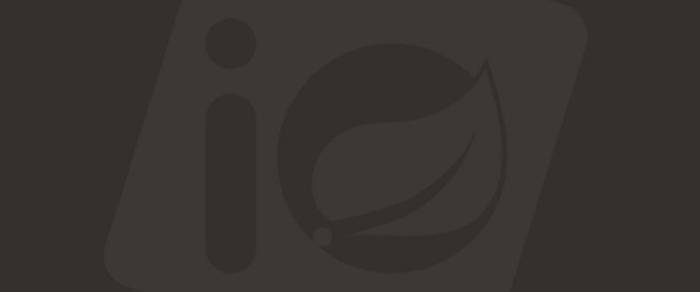 Gerenciando objetos complexos com Spring | TriadWorks
