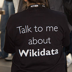 Talk to me about Wikidata