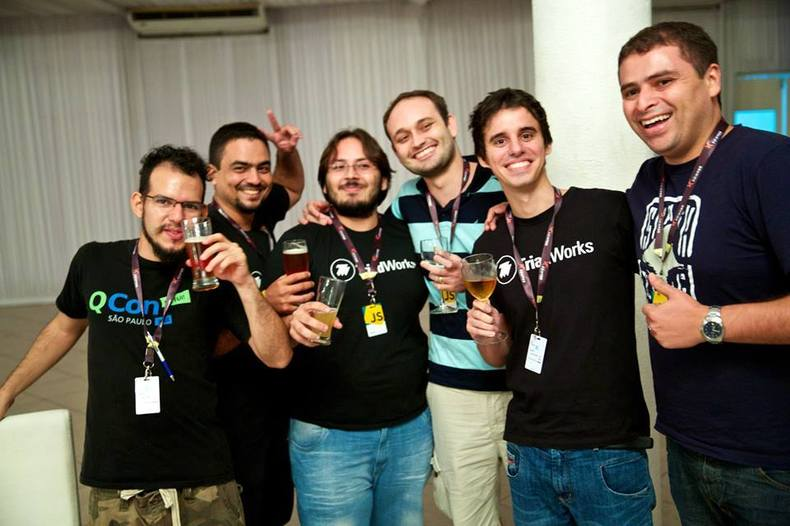 Equipe da TriadWorks