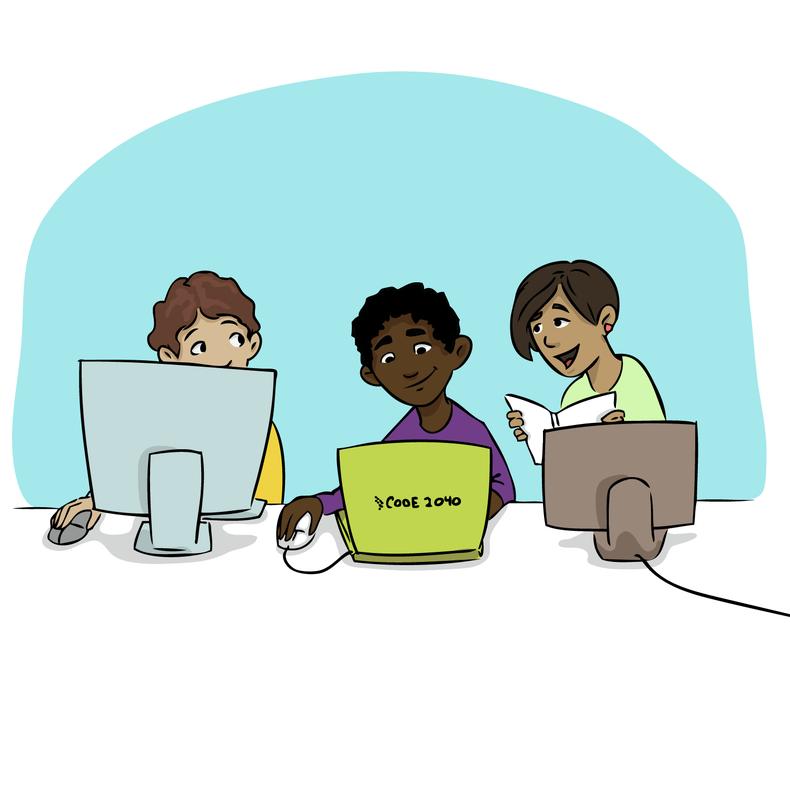Laura Weidman_Code2040 pushing tech boundaries