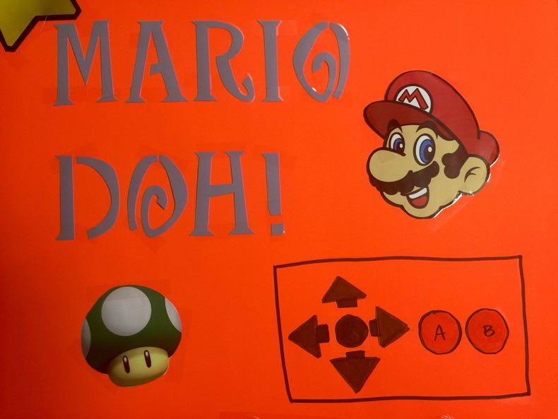 Mario Doh!