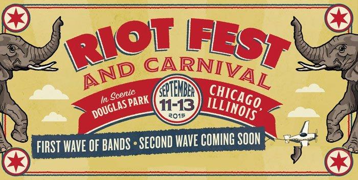 Riotfest banner