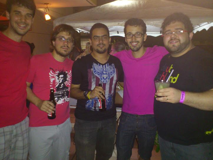 Amigos em Fortaleza - TriadWorks