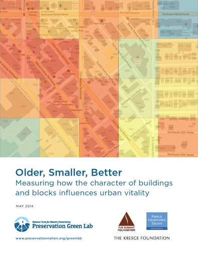 This study used empirical data to make a case that smaller is better when building neighborhoods. The report looks at three cities: San Francisco, Seattle, and Washington DC, which were chosen for the age if their building stock and wealth of neighborhoods.sb_float