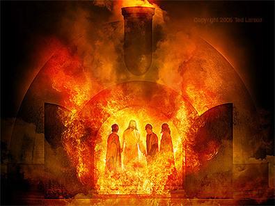 Dan Notti - Where was Daniel when they were stoking the fiery furnace?