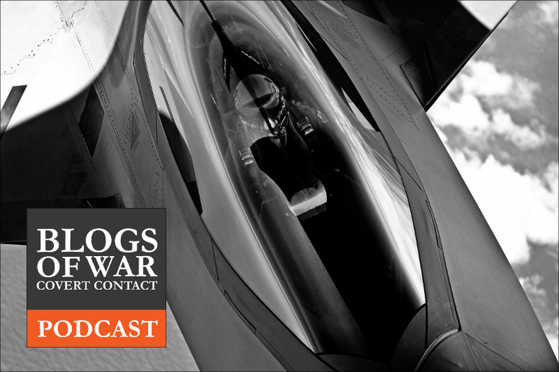Introducing Covert Contact: The Blogs of War Podcast