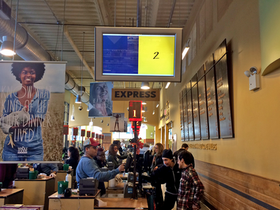 Whole Foods created a new, more efficient way to check out