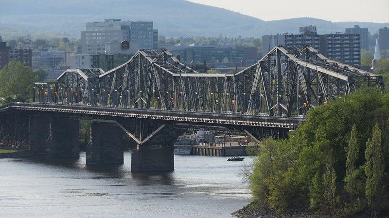 Alexandria Bridge, Ottawa-Gatineau