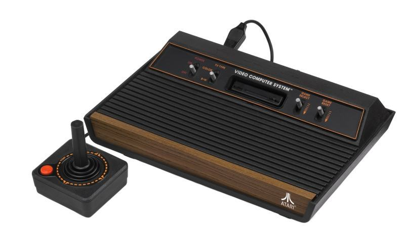 Atari 2600 video game console