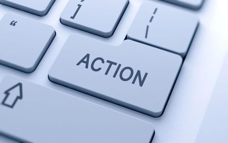 JSF: Action VS ActionListener