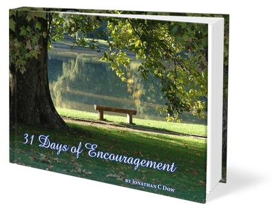 31 Days of Encouragement Cover