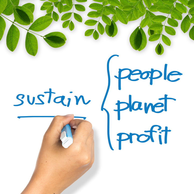 Sustainability and Market Forces