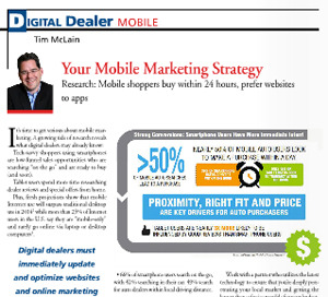 Capture more in marketing auto shoppers with mobile marketing in 2013