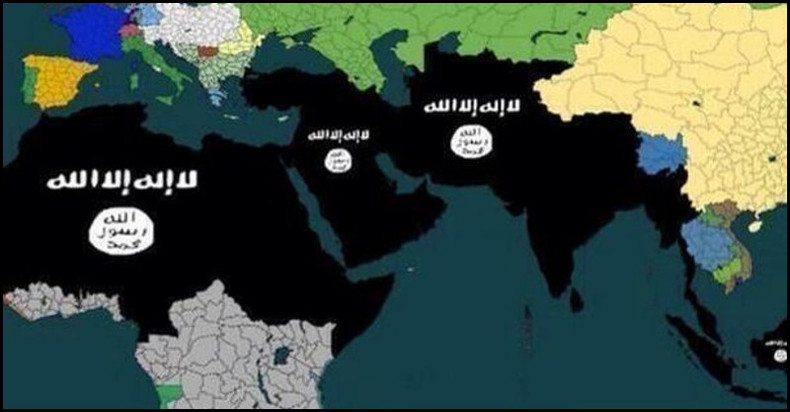 ISIS Trolls the Internet with its Five Year Expansion Plan
