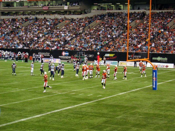 Montreal at BC, 2005