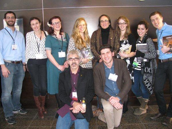 AAPA Student Prize Winners